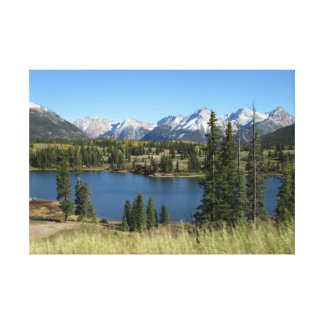 Colorado Scenic Premium Wrapped Canvas (Gloss)