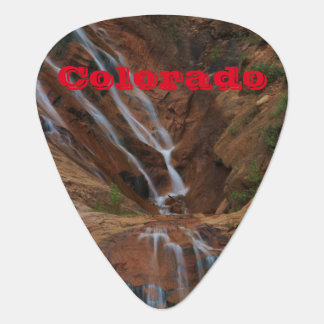 Colorado Seven Falls Guitar PICK