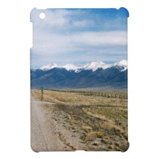 Colorado Snow Mountais Case For The iPad Mini