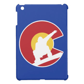 Colorado Snowboard iPad Mini Covers