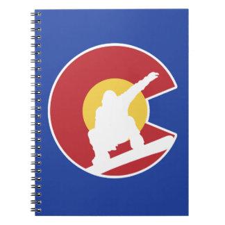 Colorado Snowboard Notebooks