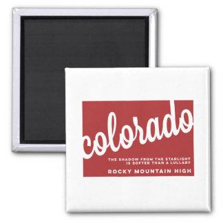 colorado   song lyrics   crimson square magnet