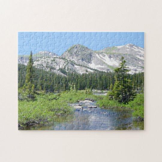 Colorado Splendour Puzzle