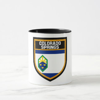 Colorado Springs Flag Mug