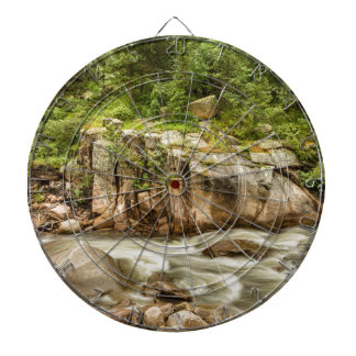 Colorado St Vrain Canyon and Rocky Mountain Stream Dart Boards