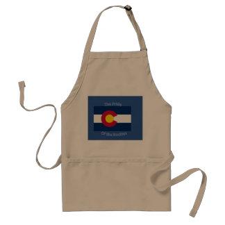 Colorado Standard Apron