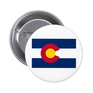 Colorado State Flag Buttons