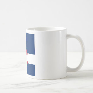 Colorado State Flag Coffee Mug