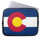 Colorado State Flag Laptop Sleeve