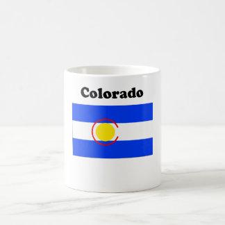 Colorado State Flag Coffee Mugs