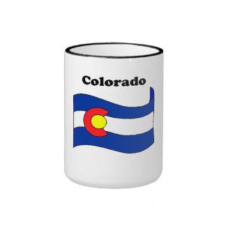 Colorado State Flag Mugs