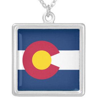 COLORADO State Flag Necklaces