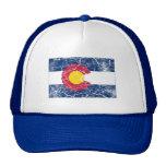 Colorado State Flag Vintage Cap