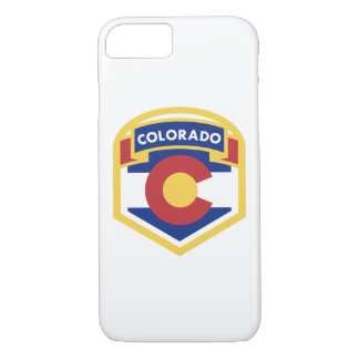 COLORADO STATE FLAG zazzle iPhone 8/7 Case
