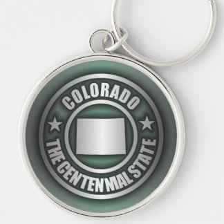"""Colorado Steel"" Keychains (G)"