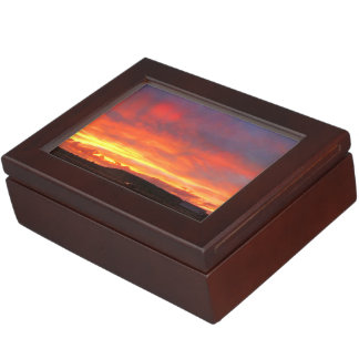 Colorado Sunset Keepsake Box