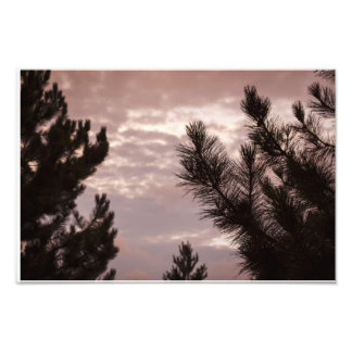 Colorado Sunset Art Photo