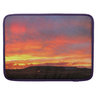 Colorado Sunset Sleeve For MacBook Pro