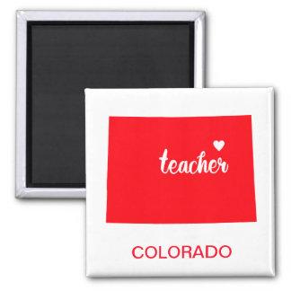 Colorado Teacher Magnet