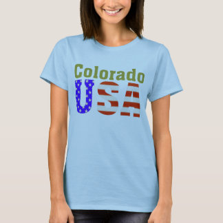 Colorado USA! T-Shirt
