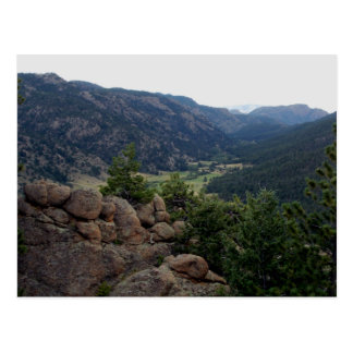Colorado Valley Postcard