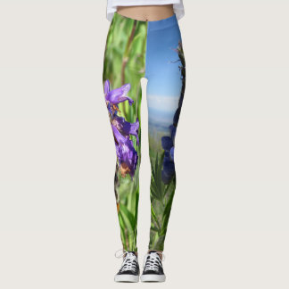 Colorado Wildflowers Leggings