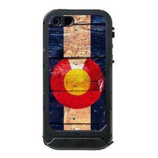Colorado wood iphone case