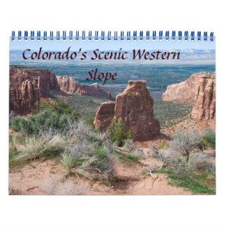 Colorado's Scenic Western Slope Calendar