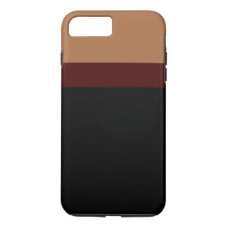 Colorblock Camel Java Black Phone6 Android Case 2