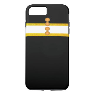 Colorblock Gold Black Phone6 Android Case