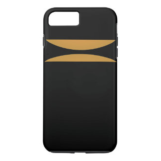 Colorblock Gold Black Phone6 Android Case 4