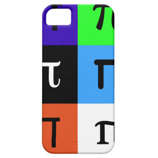 colorblock happy pi day iPhone 5 cases
