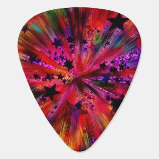 Colorburst Plectrum