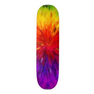 Colorburst Skateboard