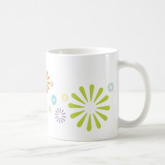 Colorbursts Coffee Mug