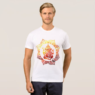 Colored 2 White Meditation T-Shirt
