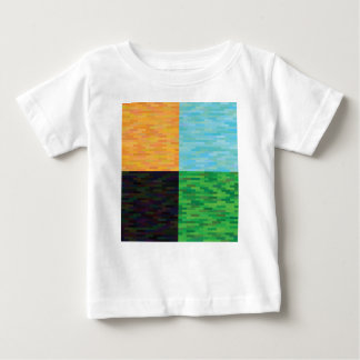 colored background baby T-Shirt