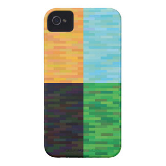 colored background iPhone 4 case