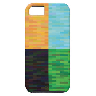 colored background iPhone 5 case