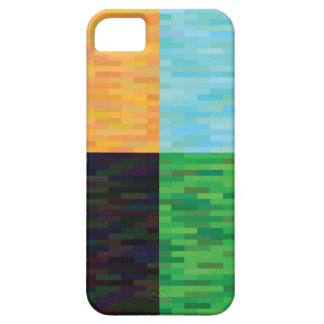 colored background iPhone 5 cover