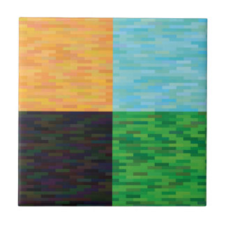 colored background tile