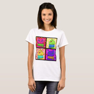Colored cats T-Shirt