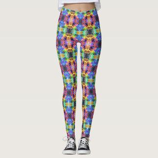 Colored Circles 2 Leggings