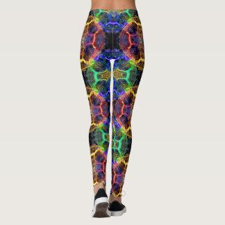 Colored Circles Leggings