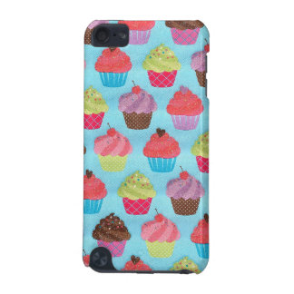 Colored Cupcakes iPod Touch Case