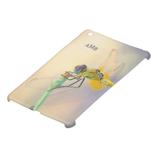 Colored Dragonfly iPad Mini Cover