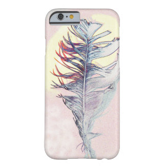 Colored Feather iPhone 6/6s Case