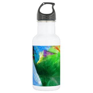 Colored Feathers 532 Ml Water Bottle