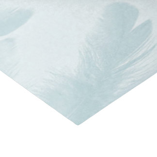 Colored Feathers Tissue Paper
