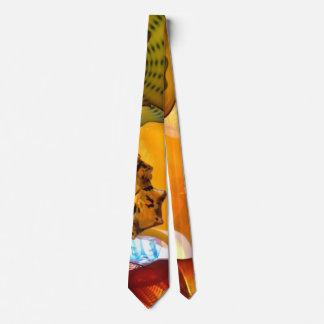 Colored Glass Men's Tie